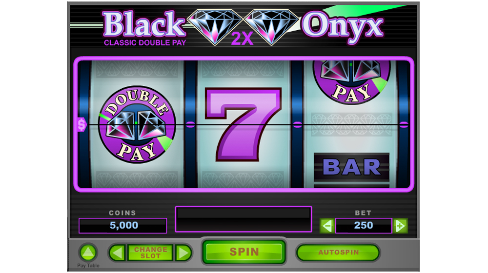 Black onyx social casino