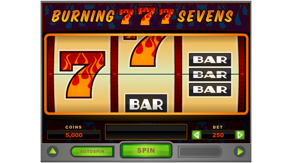 Burning sevens