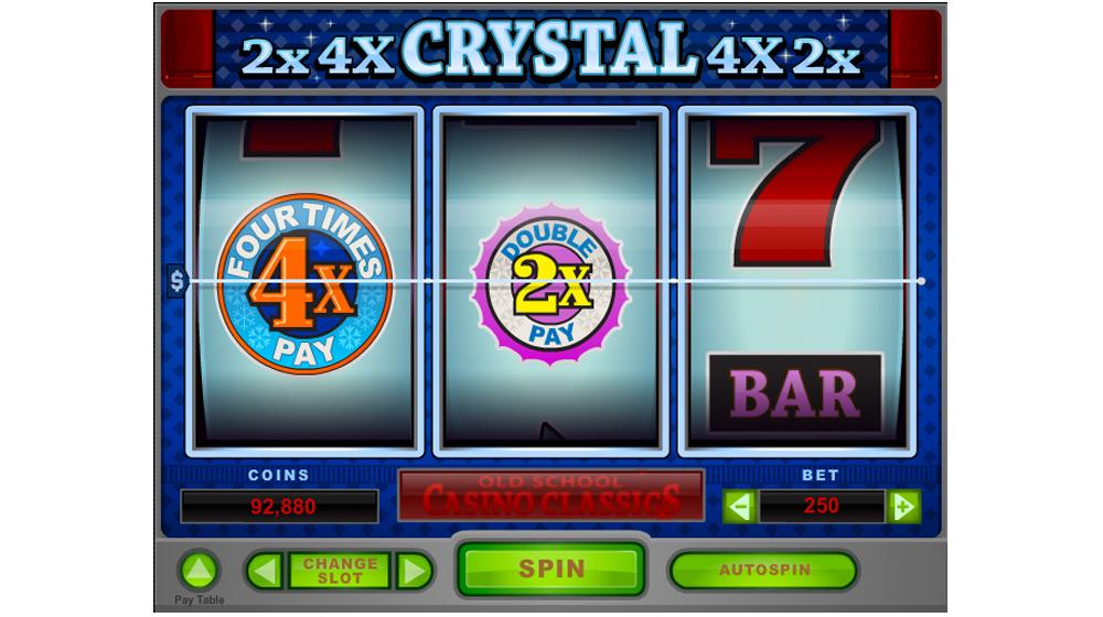 chrystal 4 times pay