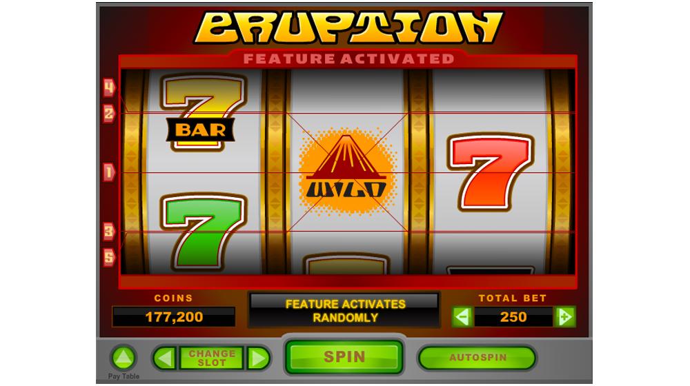 eruption three wheel