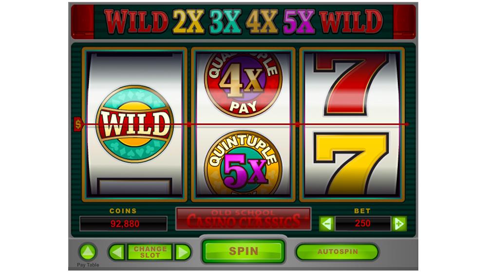 2x 3x 4x 5x pay social casino