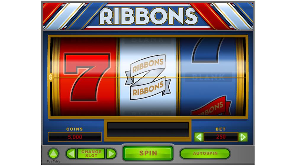 Ribbons three wheel