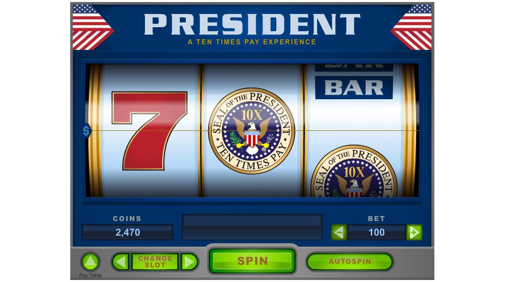 president three wheel