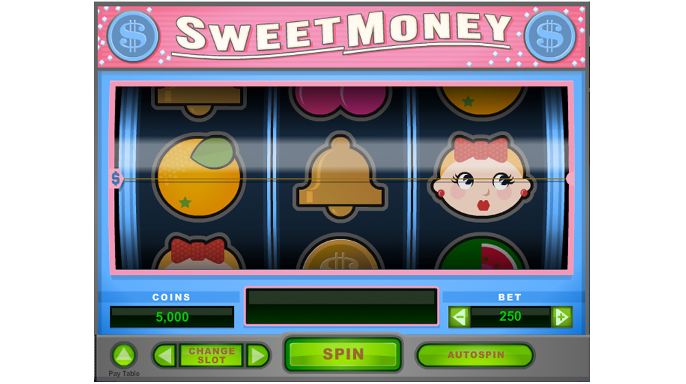 Sweet money money machine