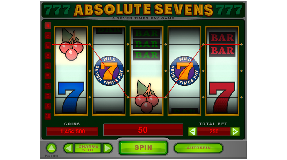 Absolute sevens casino