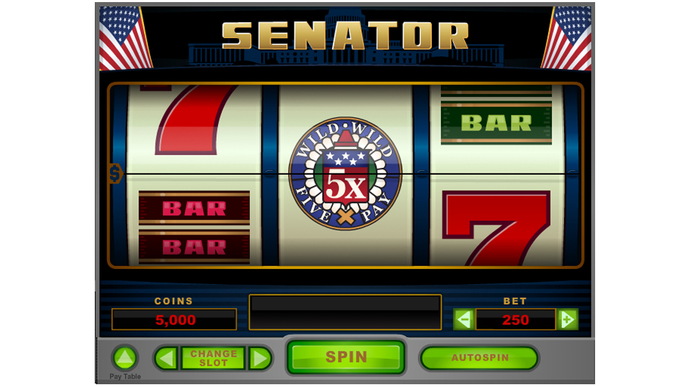senator three wheel
