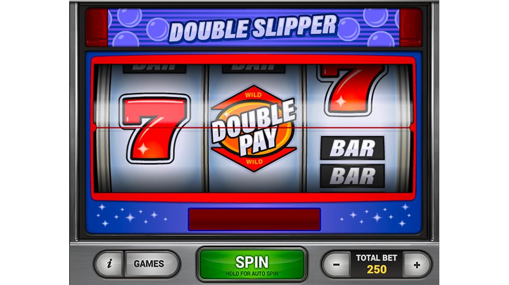 Double Slipper Slot America