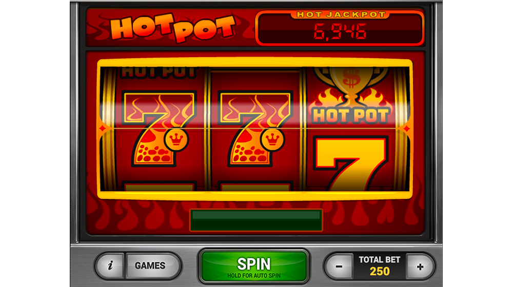 Hot Pot Slot America