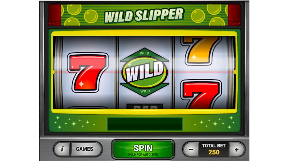 Wild Slipper Slot
