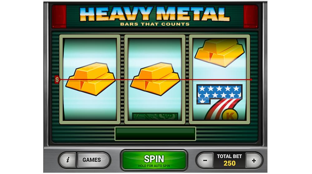 Simlab AB Heavy Metal Slot